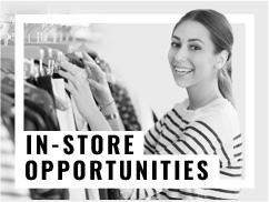 In-store opportunities